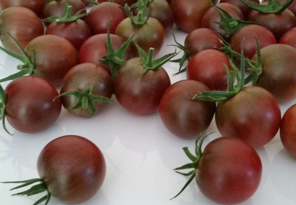 black cherry kirschtomate tomaten und anderes gem se. Black Bedroom Furniture Sets. Home Design Ideas